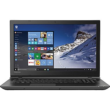 "Portatil Core® i7 5Ta. Generación Toshiba C55-C5381 Satellite® 15.6"" LED 8Gb 1Tb Dvd±Rw Negro"
