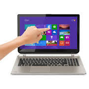 "Portatil Core® i5 5Ta. Generación Toshiba L55T-B5172SM Satellite® 15.6"" LED Touchscreen 8Gb 1Tb Dvd±Rw Brown"