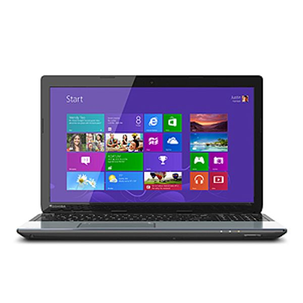"Portatil Core® i5 3ra. Generación Toshiba S55-A5274  Satellite® 15.6"" 2 Gb Video 6Gb 750Gb Dvd±Rw Azul Metalico"
